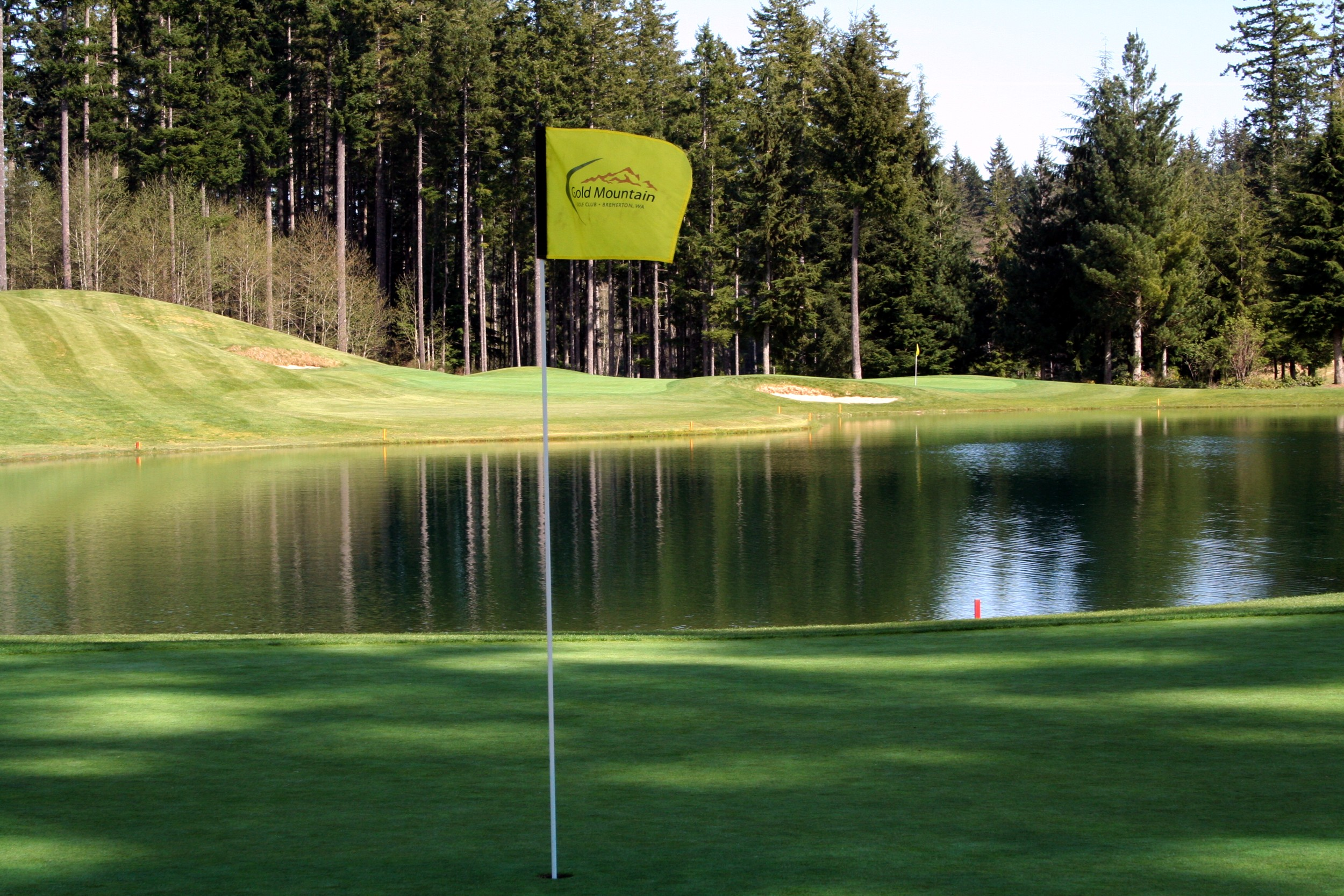 gold mountain pnw golf review