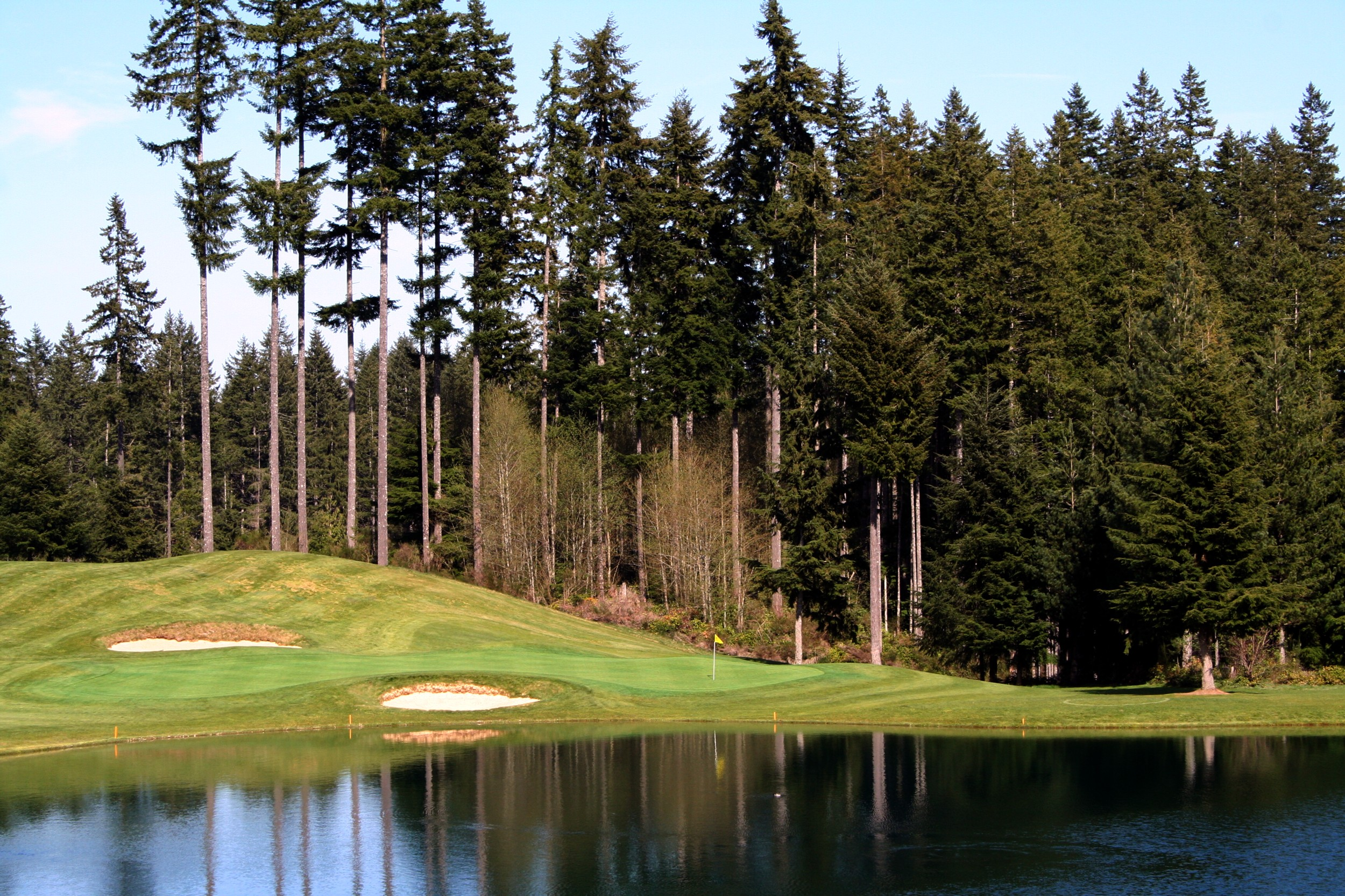 Golf Pictures: Gold Mountain (Olympic)