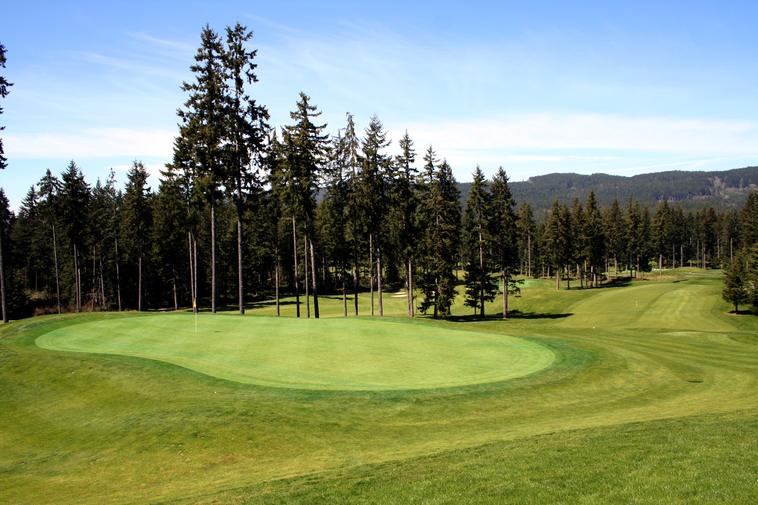 Kitsap Peninsula Series Pnw Golf Review